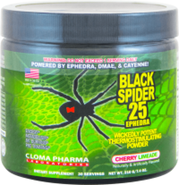 Black Spider Powder